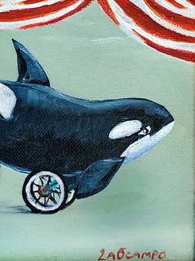 Whales on Wheels 2