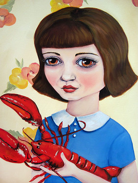 Lilith the Lobster Tamer
