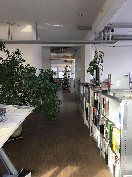 Arbeitsplatz Architekturbüro