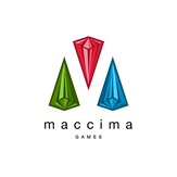 Maccima Games Logo