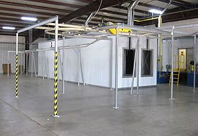 Powder Coating Lines
