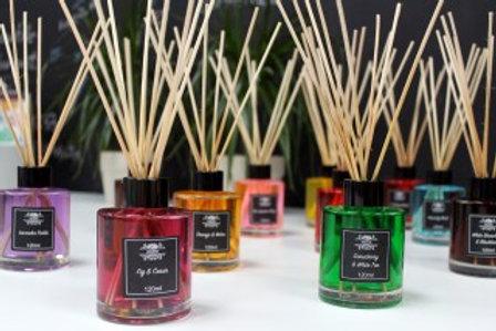 Diffuseur à rotin aux huiles parfumées