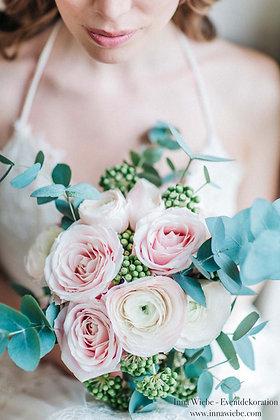 kleiner Vintage Brautstrauß