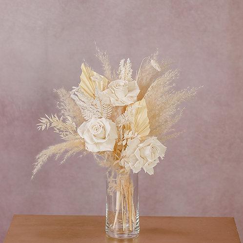 Trockenblumenstrauß Celine Größe S