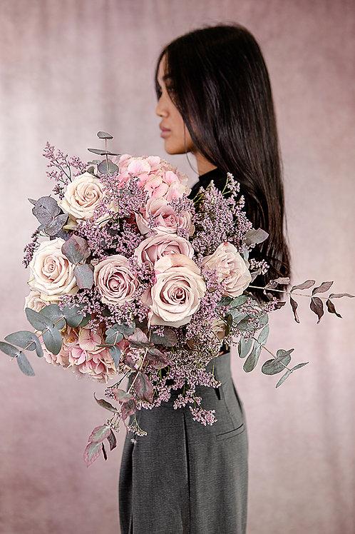 Frischblumenstrauß Violetta