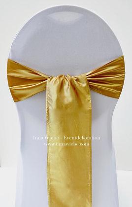 Stuhlstreifen gold