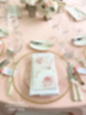 Tischdekoration by Inna Wiebe www.innawi