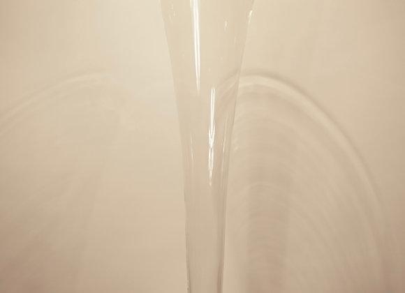 Glasvase Pokal 80 cm