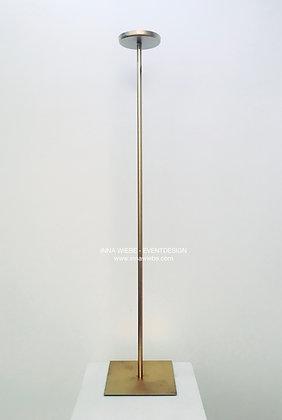 Metallständer gold 80cm