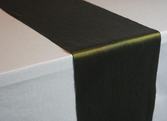 Tischläufer dunkelgrün