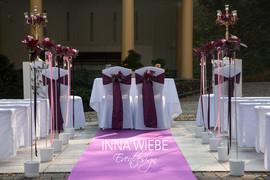 Hochzeitsdekoration by Inna Wiebe