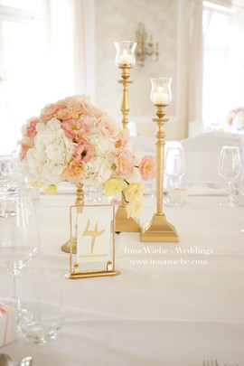 Blumengesteck by Inna Wiebe -Weddings ww