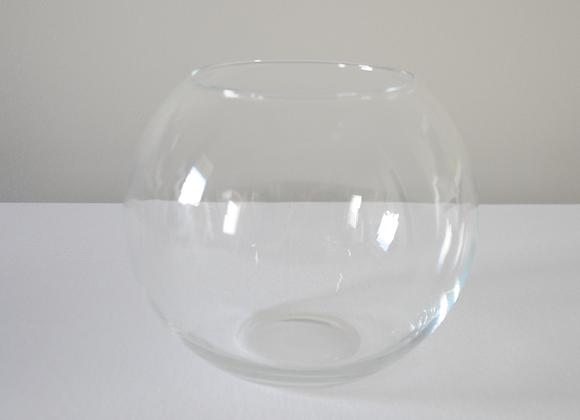 Runde Vase groß