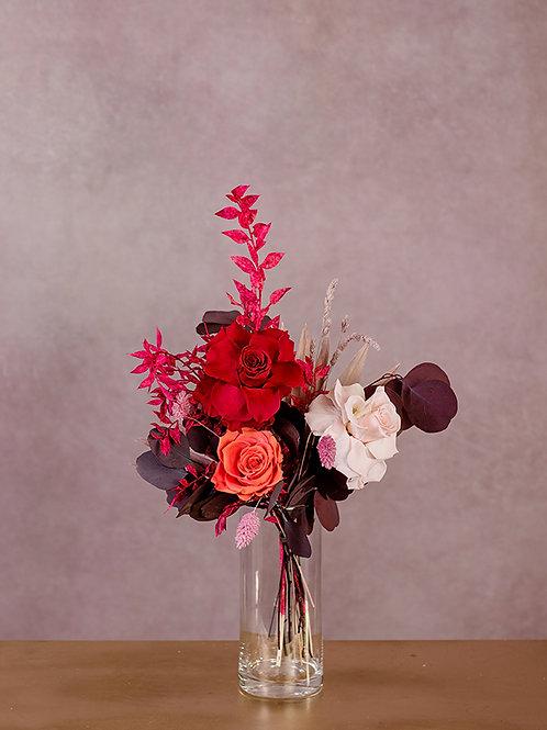 Trockenblumenstrauß Victoria Größe XS