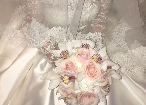Brautstrauß elegant