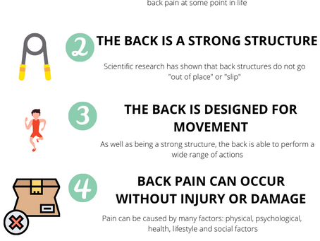 What do you know about back pain?