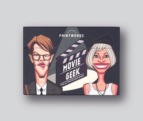 QUIZ GAME - MOVIE GEEK