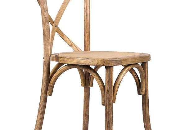 Crossback Stuhl Holz