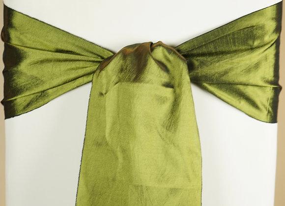 Stuhlstreifen dunkelgrün