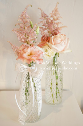 Blumenvase by Inna Wiebe -Weddings www.I