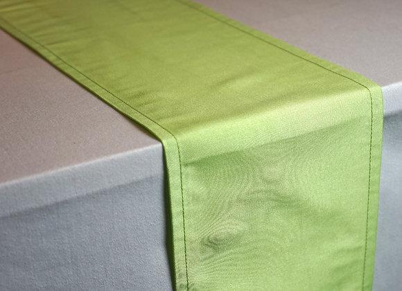Tischläufer hellgrün