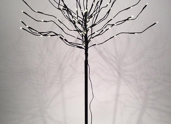 LED Baum schwarz