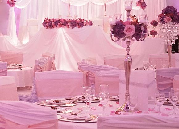 Brautpaartisch Pavillon