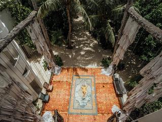 Casa Malca, Arte en Tulum
