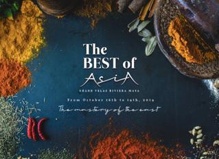 Se Celebra The Best of Asia 2019 en Grand Velas