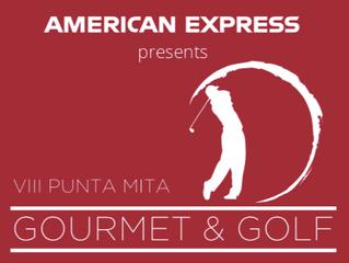 Punta Mita anuncia la octava edición del American Express Punta Mita Gourmet & Golf