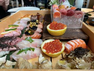 El Éxito de Onomura Nigiri Bar