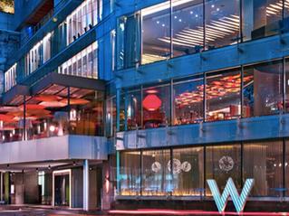 El concepto único de los hoteles W