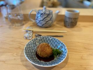 ASAI Kaiseki, Manjar de Dioses