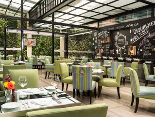 Market Gourmet Café en Marquis Reforma
