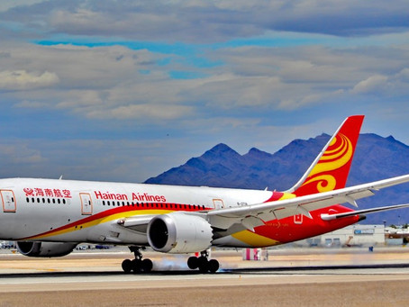 Hainan Airlines in Mexico