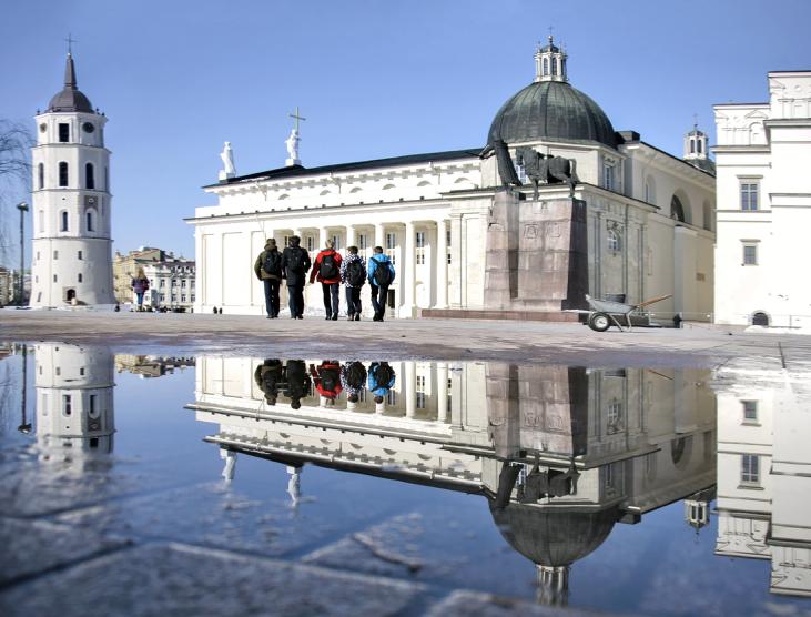 Catedral de Vilna, Lituania @ Biruté Simanavičiené