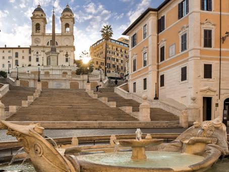 El Arte de la Hotelería: Hassler Rome
