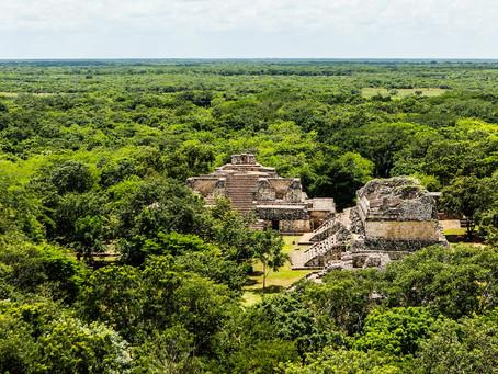 Gateway to History. Destination: Yucatan