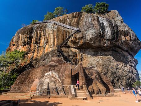 Serendipia. Destino: Sri Lanka.