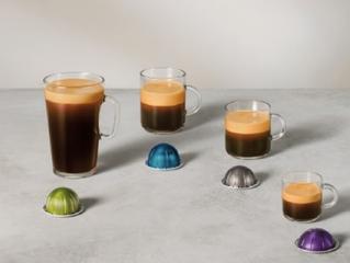 Nespresso Presenta: Vertuo