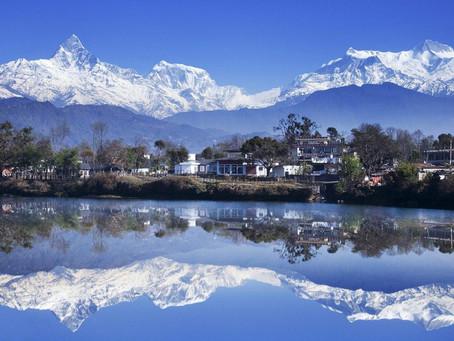 A la altura de los Himalayas. Destino: Nepal