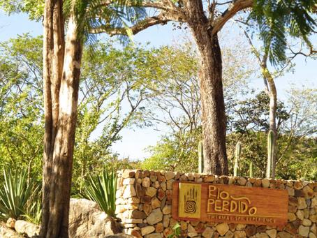 Descubriendo el Rio Perdido de Guanacaste