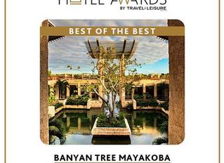 Banyan Tree Mayakoba: Best of the Best