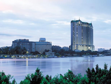 Cairo desde Four Seasons Nile Plaza
