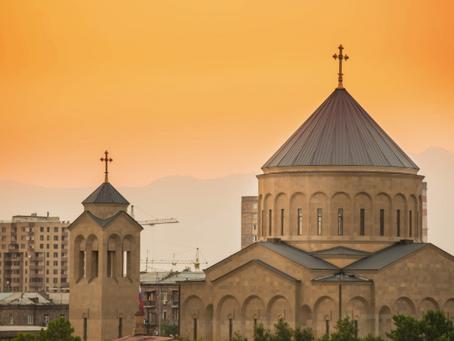 The Pink City: Yerevan