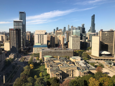 Top of the World: Hilton Toronto