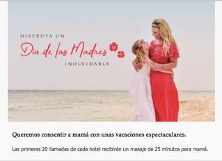Día de las Madres con Velas Resorts