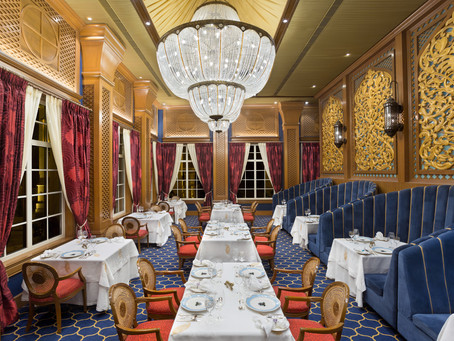 Gastronomical Experience at ITC Grand Bharat