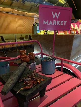 Experiencia Street Food en W México City