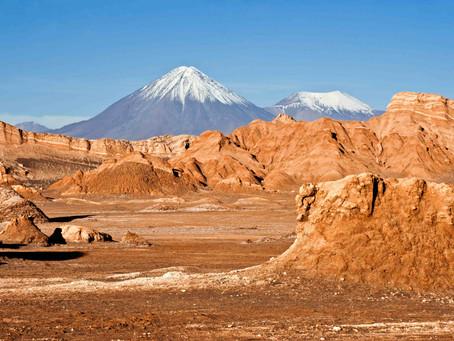 Destino Surreal: El Desierto de Atacama